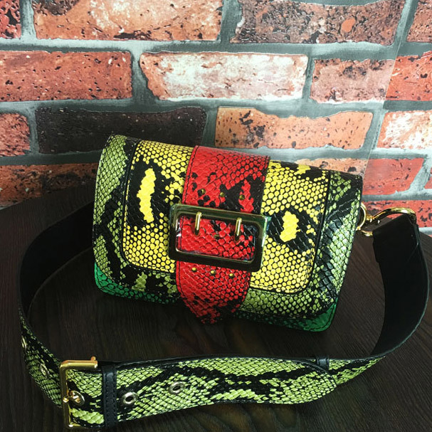 kzni genuíno bolsa de couro 03 : Evening Bags