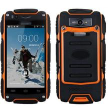 "(24 Stunden Versand) Ursprüngliche Guophone V8 Staubdicht Telefon 4,0 ""3G Outdoor Smartphone Android 4.4.2 MTK6572 Dual Core entsperrt GPS"