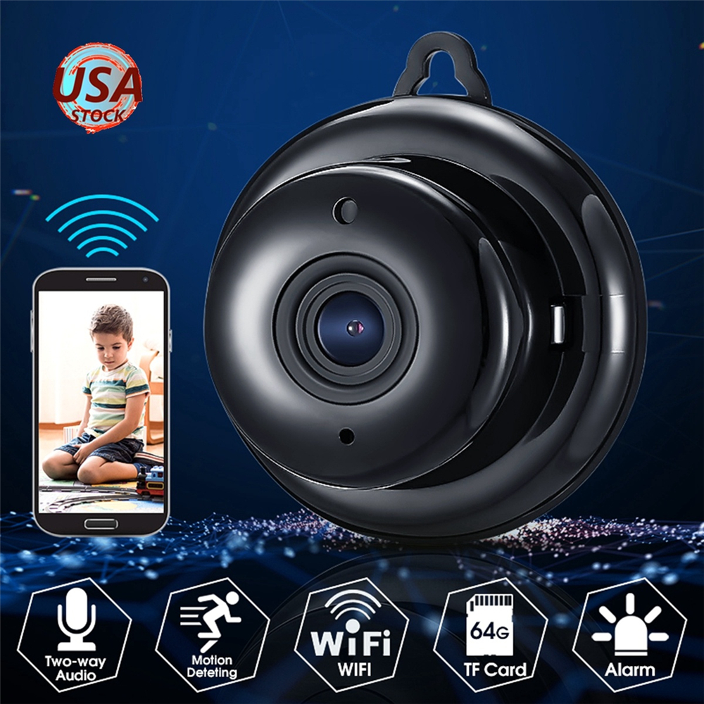 Giantree 720P Full HD 38DB Microphone Surveillance Camera WIFI IP Cam Recorder Baby Monitor Camcorder Security CCTV Webcam