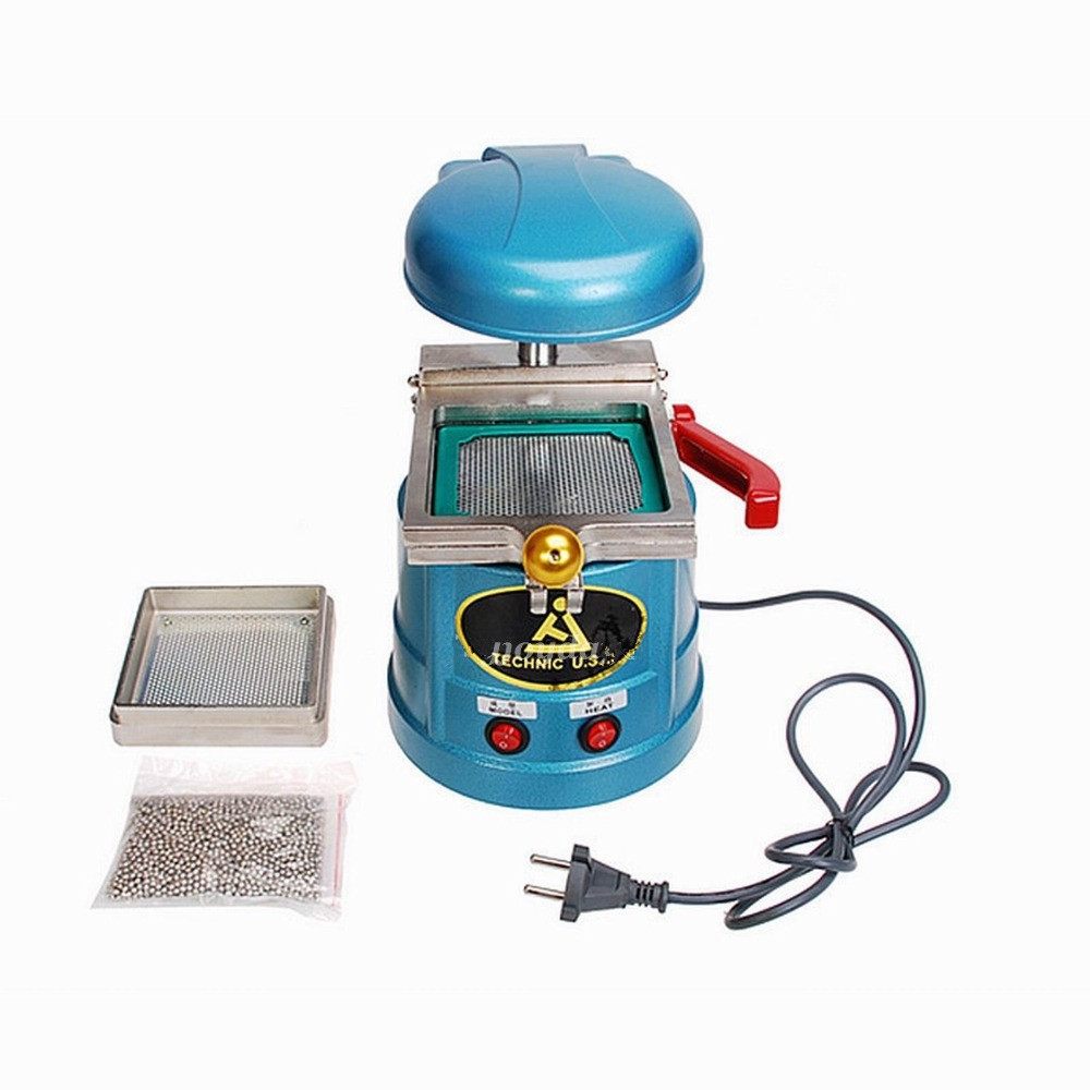 2016 new Arrival Dental Lab Equipment Vacuum Forming Molding Machine With Steel Ball 110V or 220V dental vacuum forming molding former machine former heat steel ball lab equipment supply new 110v 220v 1000w dental equipment