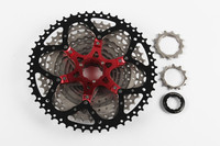 초경량 580g mtb 산악 자전거 자전거 11 속도 50 t 플라이휠 freewheel 카세트