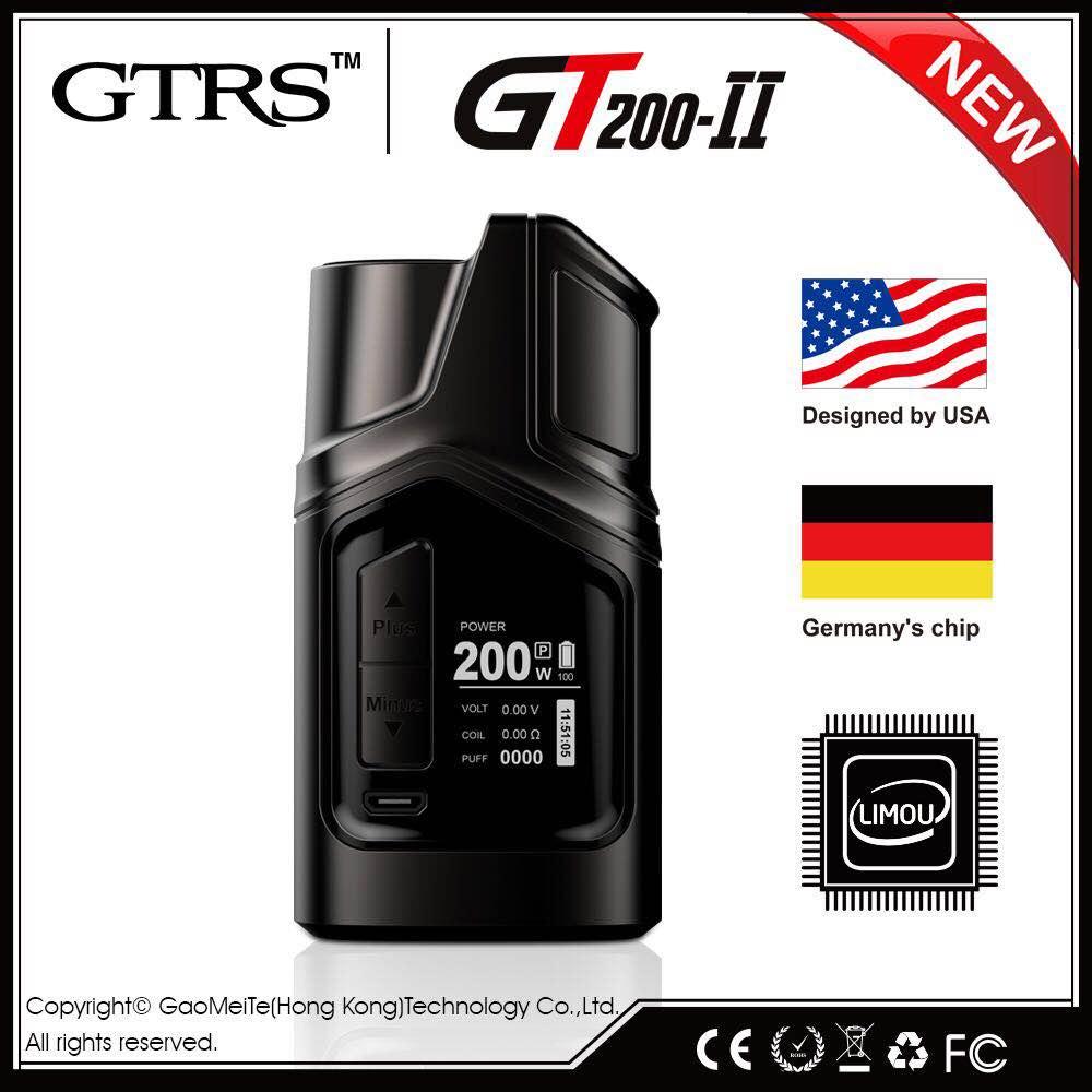 Original Kangside GTRS GT200 Box mod LIMOU chip mod vape 18650 upgrade GT150 mod 18650 vape mods vaporizer original kangside gtrs gt200 box mod limou chip mod vape 18650 upgrade gt150 mod 18650 vape mods vaporizer