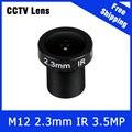 3 Megapixel Fixo 1/3 polegadas 170 Lente Grande angular de 2.3mm Para OV4689 1080 P/3MP/4MP IP câmera ou câmera AHD/CVI/TVI CCTV Camera Frete Grátis