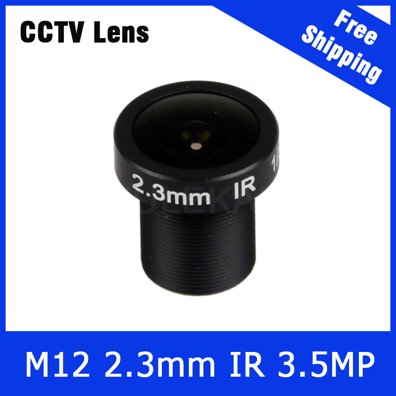 3Megapixel Fixed 1/3 inch 170 Wide angle Lens 2.3mm For OV4689 1080P/3MP/4MP IP camera or AHD/CVI/TVI CCTV Camera Free Shipping 3megapixel fixed m12 cctv lens 1 2 5 inch 3 6mm for ov2710 ar0230 720p 1080p ip camera or ahd cvi tvi cctv camera free shipping