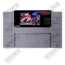 Yu Yu Hakusho Final 16 bit Big Gray Super Game Card For NTSC PAL Game Player