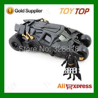 2014 Robot Batman Car+ Action Figure Batmobile Arkham Doll Dolls Toy For Children Kids Baby Boys Girls Gift Military Toys