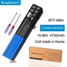 KingSener Korea Cell BTY-M6H Battery For MSI GE62 GE72 GP62 GP72 GL62 GL72 GP62VR GP72VR PE60 PE70 MS-16J2 MS-16J3 MS-16GF original ms 16j31 for msi gp62 gp72 laptop motherboard ms 16j3 fully tested