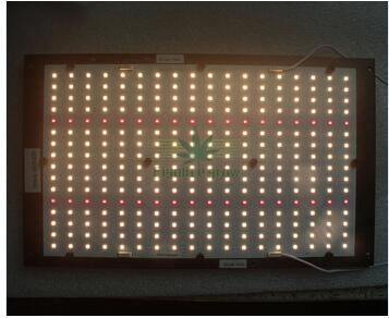 Figolite Grow QB288 LM301B 125W Mix 660nm LED Grow Light Board  , Board  With Heat Sink Only , No Driver