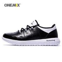 Original 2016 Onemix Men S Damping Running Shoes Breathable Autumn Winter Athletic Jogging Shoes Men S