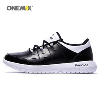 Original 2016 Onemix Men S Damping Running Shoes Breathable Autumn Winter Athletic Jogging Shoes Men S