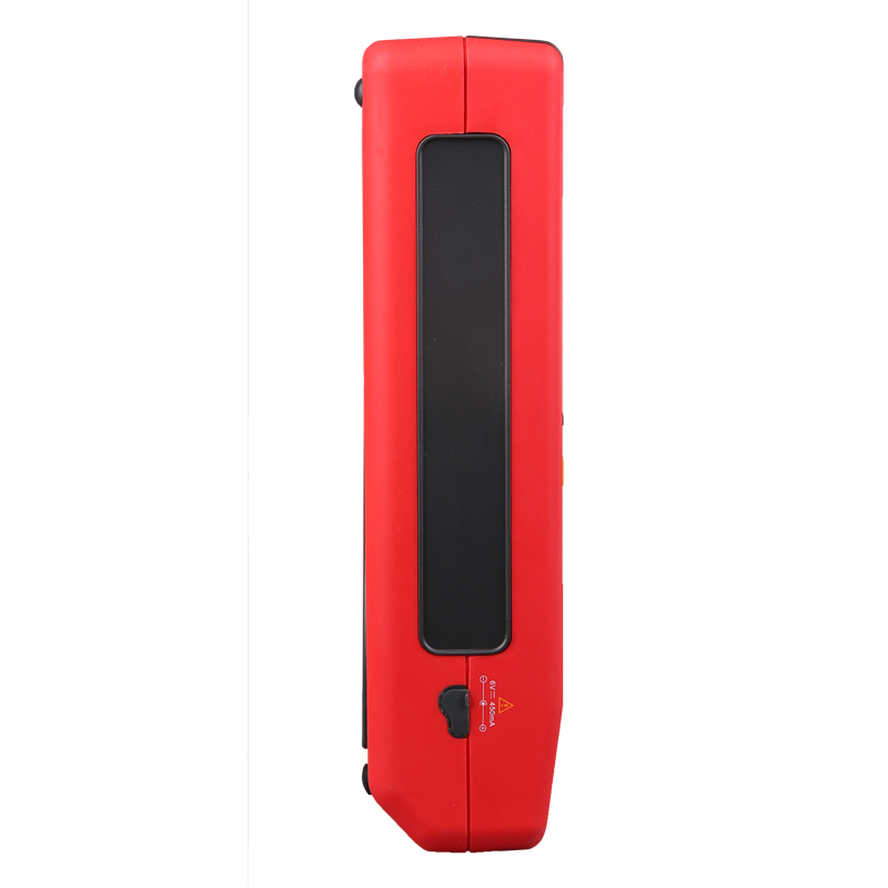 Multimètre numérique tenu dans la main de multimètre numérique de UNI T UT81B avec l'interface USB de Diode d'entrée d'oscilloscope d'appareil de contrôle de mètre d'usb - 4