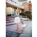 Free Shipping Cute 4 Layers Tutu Tulle Skirt For Mother Or Daughter fabulous Women Short Skirts