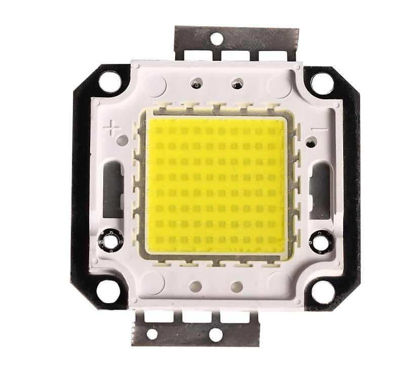 슈퍼 10 w 20 w 30 w 50 w 100 w led 통합 높은 전원 led 전구 화이트/따뜻한 화이트 epistar cob 칩 led 램프