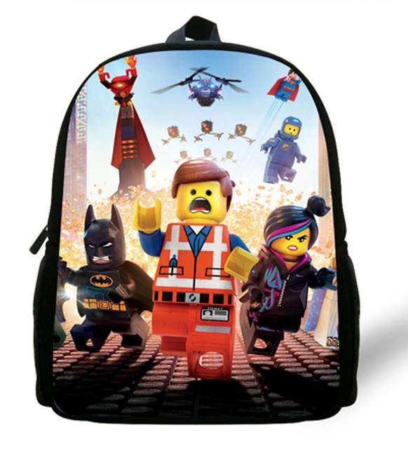 Aliexpress.com : Buy 12 inch Batman Backpack Children School Bag ...