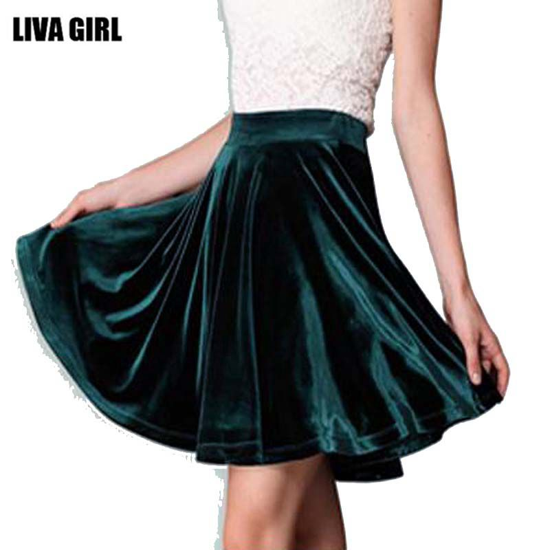 womens skirts 2017 skirts solid color mini