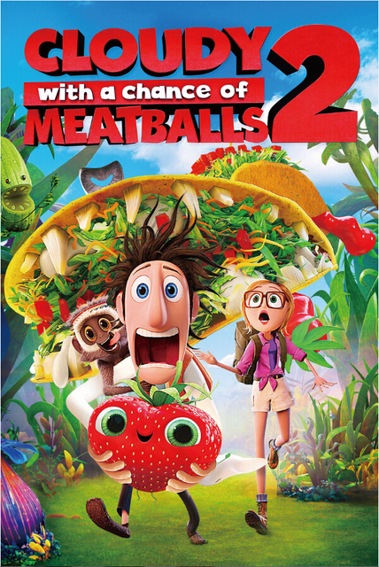 cloudy with a chance of meatballs free