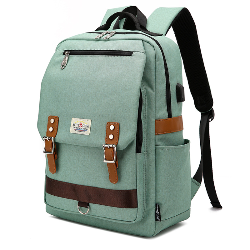 c2183ce287c9 Oxford Notebook Large Capacity School Backpack for Boys and Girls Travel  Backpack Waterproof Teenager Casual Rucksack Mochila