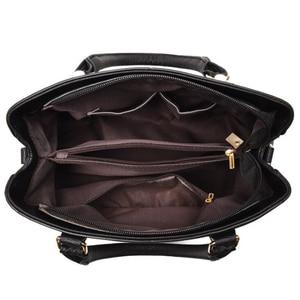 Image 4 - FGJLLOGJGSO التطريز حقيبة ساعي العلامة التجارية حقائب النساء والجلود الإناث Crossbody حقيبة كتف سيدة حقيبة اليد كيس بولسا الأنثوية
