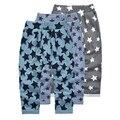 Size12m Y39 Envío Gratis venta Caliente ~ 5 T 2016 solid niños pantalones para niños pantalones pantalones harén niños pantalones de niño de 3 colores