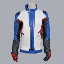 New Game Soldier 76 Cosplay Jacket