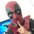 Маска для Хэллоуина Moive Deadpool 2  дышащая маска из ПВХ с полным покрытием лица  реквизит для косплея  оптовая продажа  шлем с капюшоном  распрода...