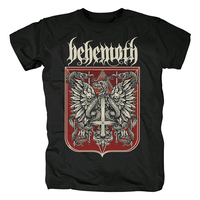Bloodhoof behemoth band Death Metal Progressive Metal rock and roll top T SHIRT Asian Size