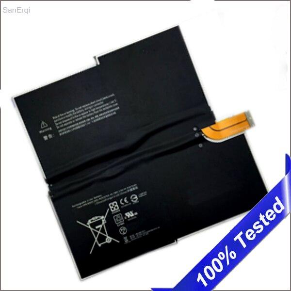 For MICROSOFT SURFACE PRO 3 1631 G3HTA005H G3HT Battery 7.6V 42.2Wh/5547mah G3HTA009H MS011301 PLP22T02 Battery