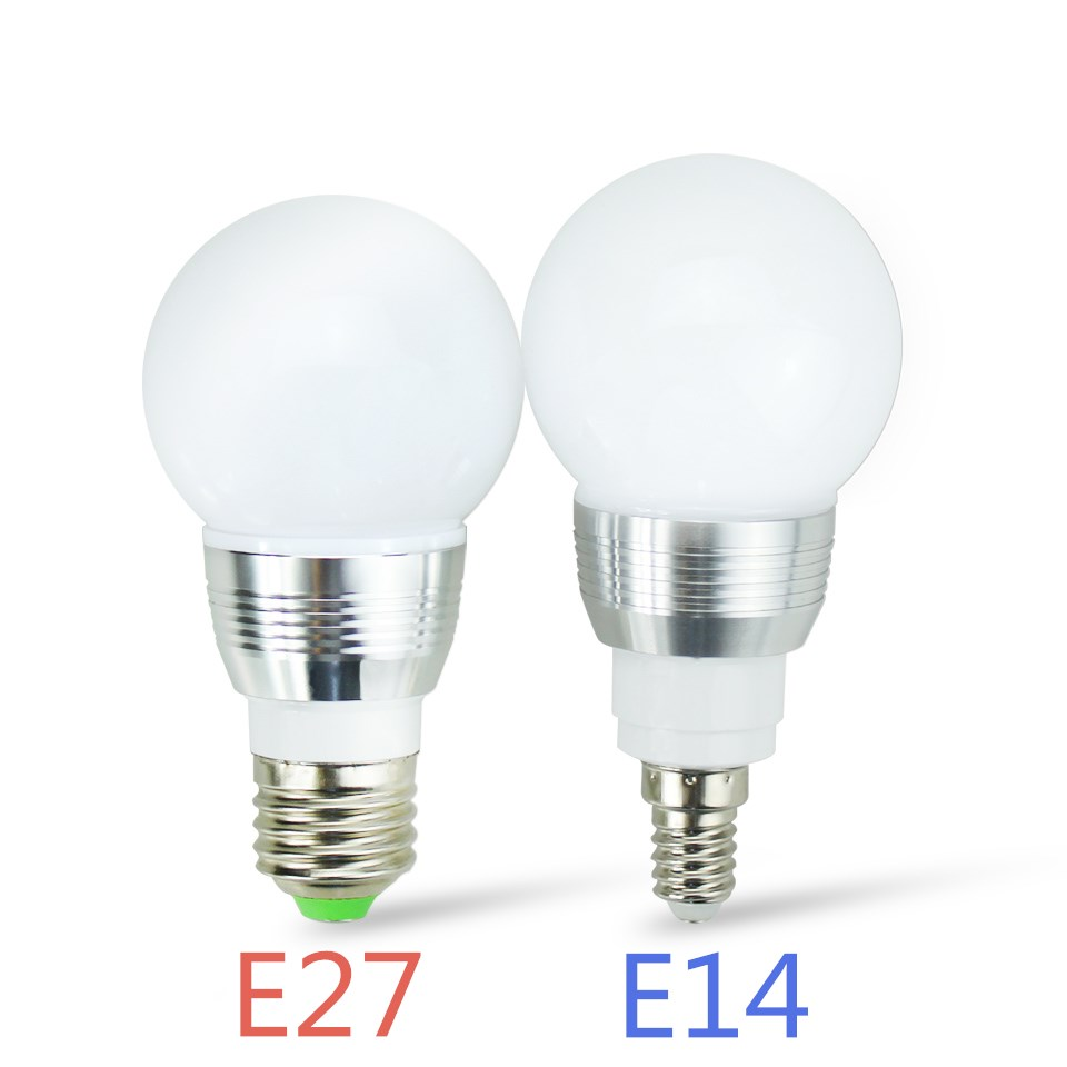 Led Bulbs Rgb Led Bulb E27 E14 16 Color Changing Light Candle Bulb Rgb Led Spotlight Lamp Ac85 265v Us 3 48 39 Off High Quality E27 E14 3w Rgb Led 16 Color Changing Light Candle Bulb Spotlight Lamp Ac85 265v 24 Keys Ir Remote Control In Led Bulbs