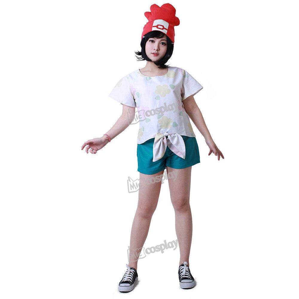 Sun and Moon Women Cosplay Costume