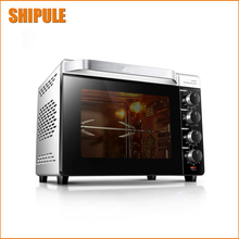Pizza Oven 1.6KW Multivariate Commercial Electric Pizza Oven Professional Electric Baking Oven Cake/Bread With Timer smokehouse