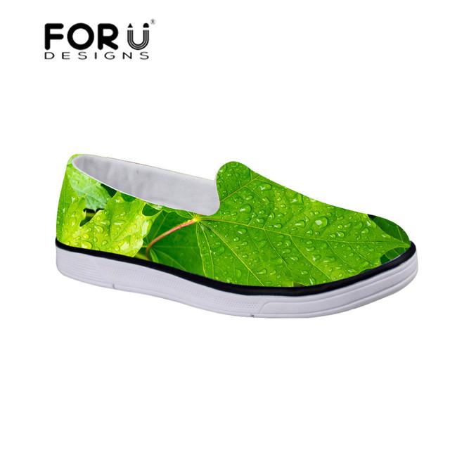 FORUDESIGNS New Arrivals Verde das Crianças Sapatilhas Meninos e Meninas Sapatos de Conforto Superfície Respirável Sapatos de Fitness Calçado Desportivo