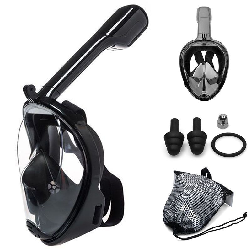 Full face snorkel mask 2
