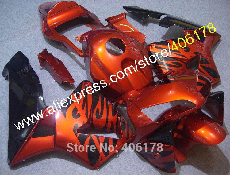 Hot Sales,ABS Motorcycles For Honda CBR 600RR 2003/2004 CBR-600RR 03 F5 CBR600 RR 04 ABS Plastic Fairing Kit (Injection molding)