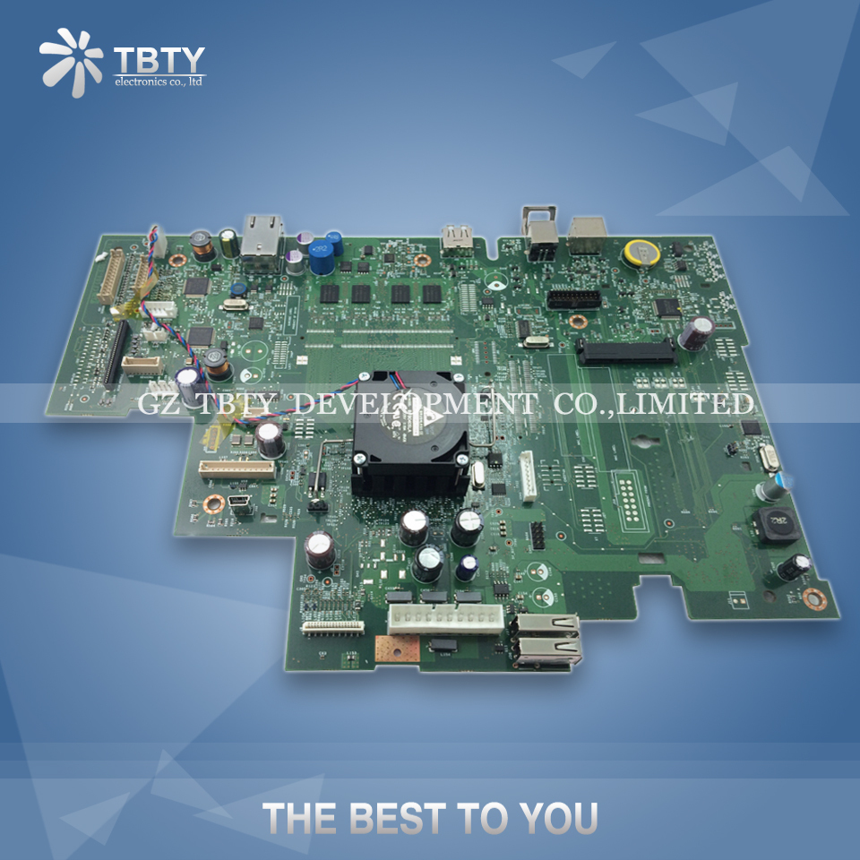 все цены на 100% Guarantee Test Main Formatter Board For HP M525 M525dn 525DN 525N CF206-60001 Mainboard On Sale онлайн