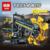 2016 Nueva LEPIN 20015 3929 Unids Técnica de Rueda de Cangilones Excavadora Modelo Kit de Construcción de Bloques de Ladrillo Compatible Juguete de Regalo 42055