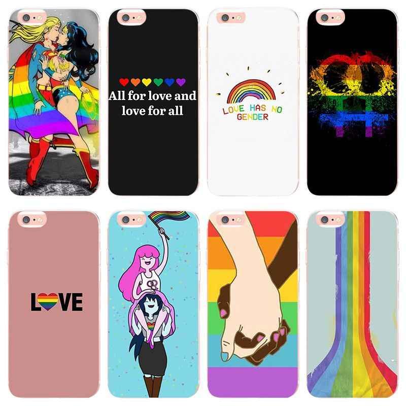 Maiyaca Gay Lesbian Lgbt Rainbow Pride Art For Iphone X Xs