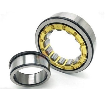 Gcr15 NU2219 EM or NU2219ECM (90x170x43mm)Brass Cage  Cylindrical Roller Bearings ABEC-1,P0