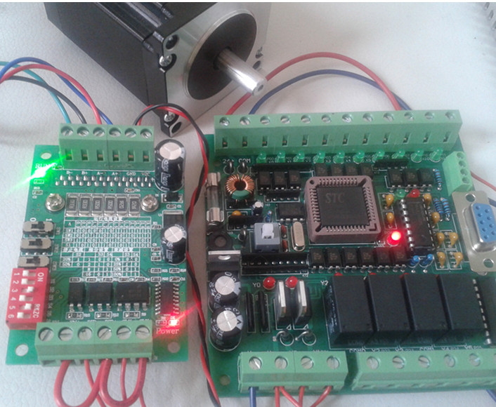 Fast Free Ship PLC board industrial control board MCU control board transistor relay 16MR MT AD DA FX