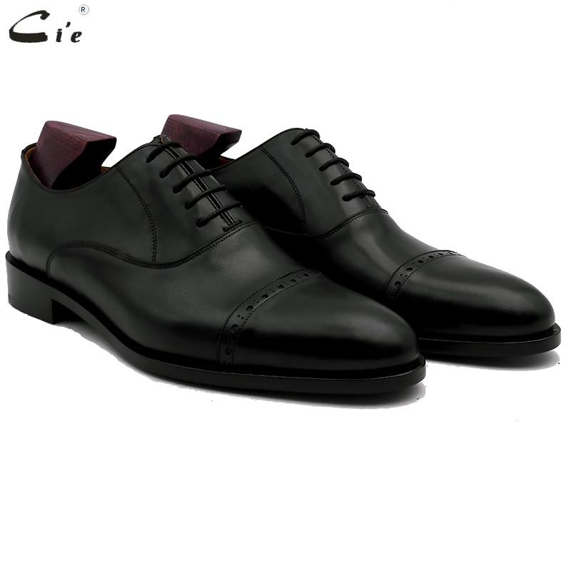 cie men dress shoes leather black mens wedding men office shoe genuine calf leather outsole formal