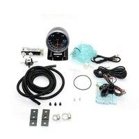 60MM Car Turbo Boost gauge 2BAR + Adjustable Turbo Boost Controller Kit 1 30 PSI Car Meter