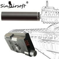 SINAIRSOFT Тактический X3300 XCORTECH MK3 мяч пулевой стрельбе хронограф Скорость расширенный BB Управление Airsoft Пейнтбол боевые игры
