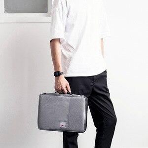 Image 5 - อเนกประสงค์A4กระเป๋าเอกสารผลิตภัณฑ์ยื่นแบบพกพากันน้ำฟอร์ดผ้าถุงเก็บสำหรับโน้ตบุ๊คปากกาคอมพิวเตอร์