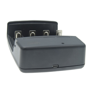 Image 5 - 4 חריצים חכם USB סוללה מטען נטענת 1.6V NI ZN AA AAA 3.2V LiFePo4 32650 18650 14500 סוללה סוללה מטען
