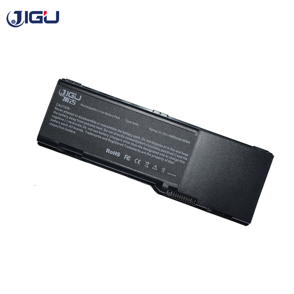JIGU New Laptop <font><b>Battery</b></font> For <font><b>Dell</b></font> <font><b>Inspiron</b></font> <font><b>1501</b></font> 6400 E1505 PP23LA PP20L 312-046 6312-0599 451-10424 GD761 RD859 UD267 XU937 image