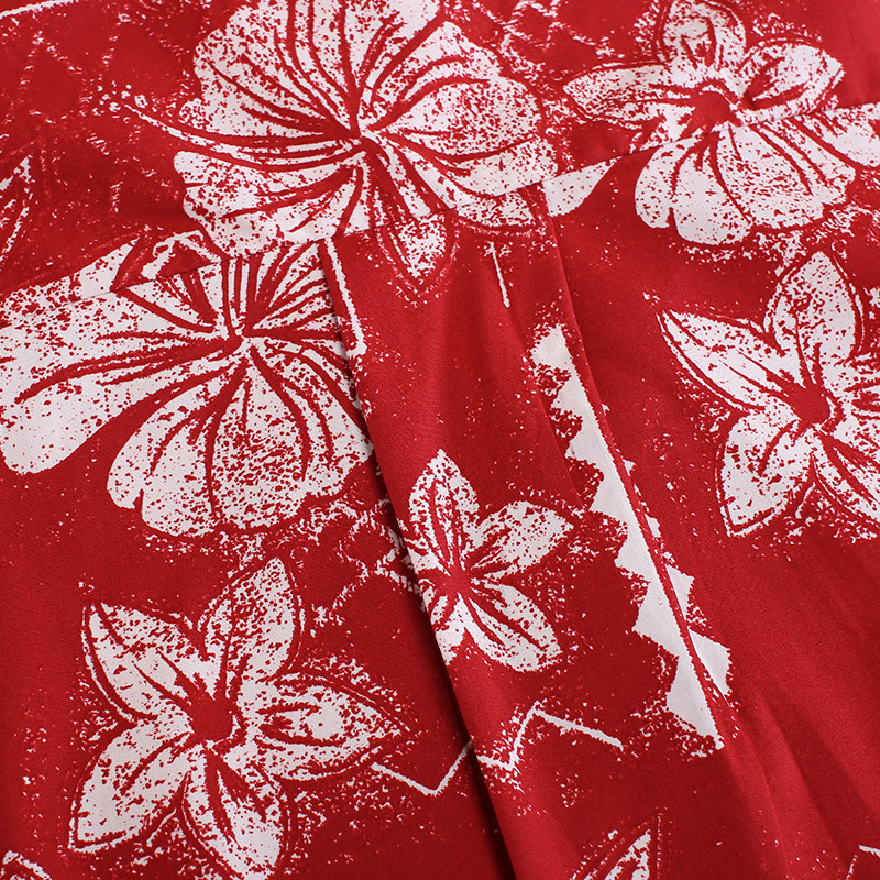 Havajske majice s potiskom Velika bombažna majica s kratkimi rokavi - Moška oblačila - Fotografija 3