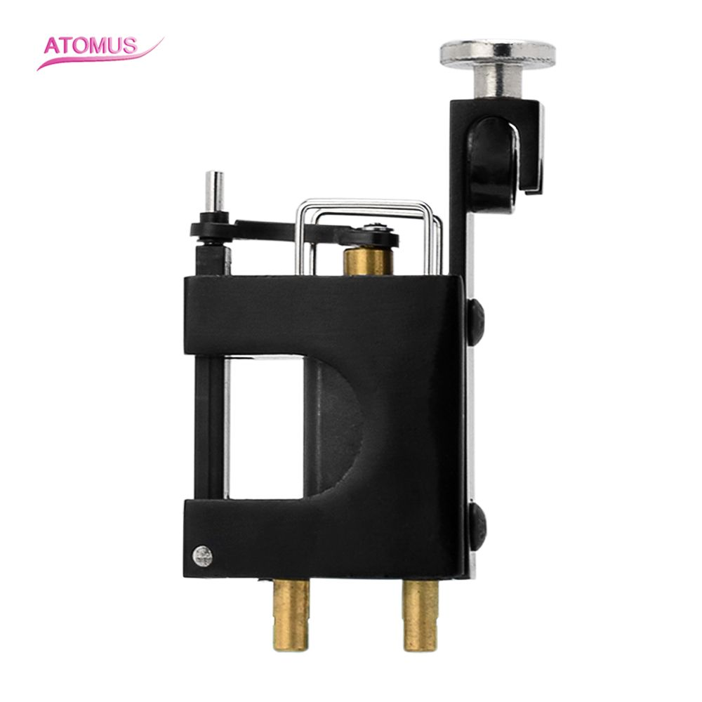 New High Quality Black Electric Tattoo Rotary Machine Alloy Liner Shader for Tattoo Machine Motor Gun Body Art Work Supplies