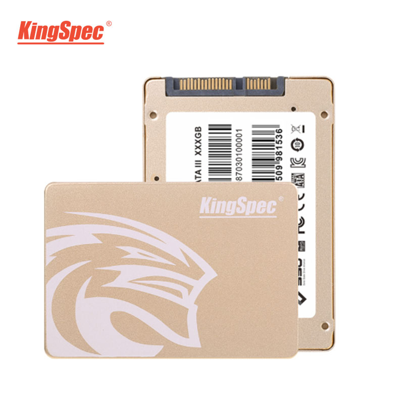 P3-XXX KingSpec 128GB 256GB 512GB 1TB 2TB SSD SATA 3 2.5 Inch Internal Solid State Drive HDD Hard Disk HD For laptop Desktop New 1