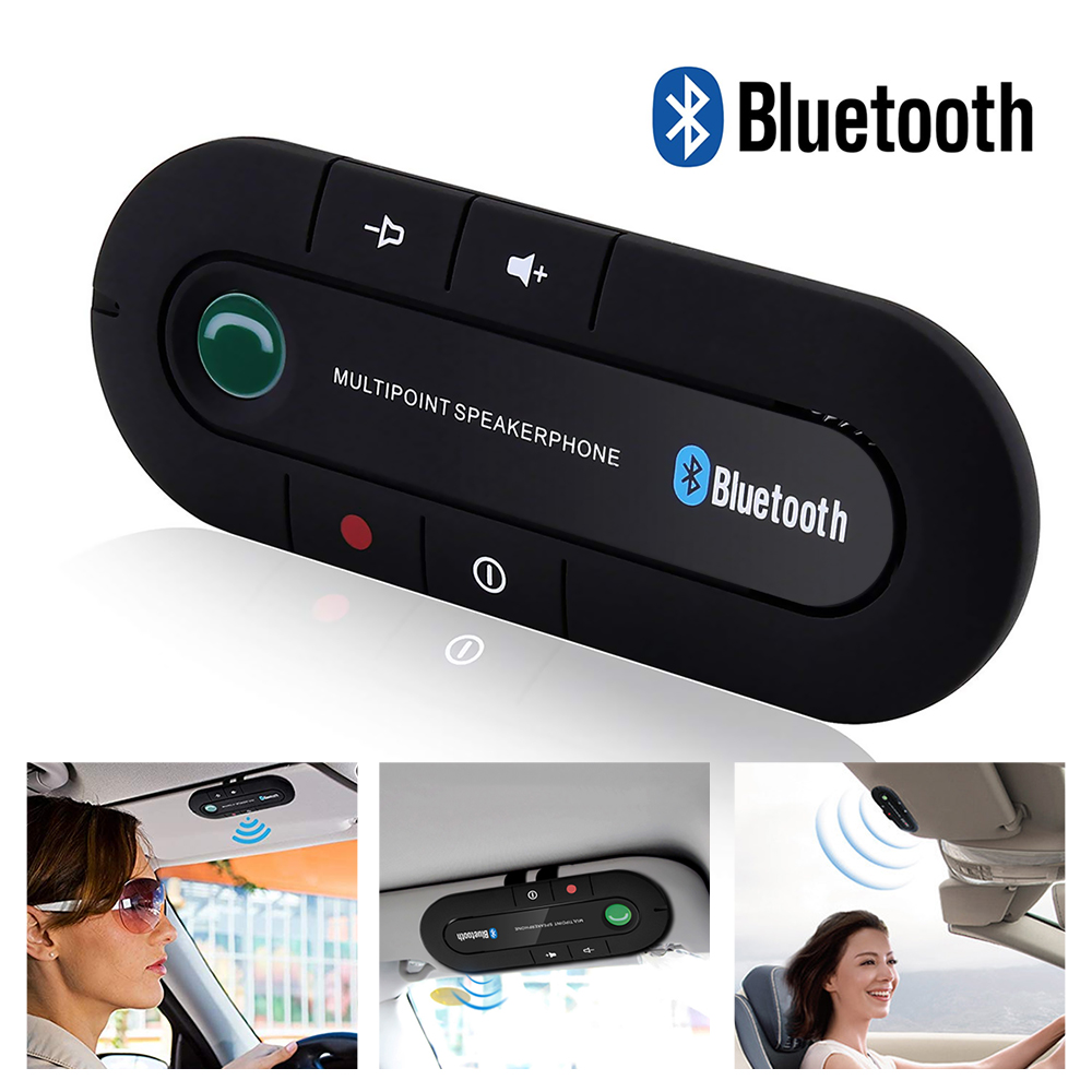 bluetooth-handsfree-car-kit-wireless-bluetooth-adapter-receiver-speakerphone-mp3-music-player-with-car-sun-visor-clip