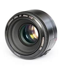 DSstyles YN50mm F1.8 Lens Large Aperture Auto Focus Lens For Canon EF Mount EOS Camera(China)