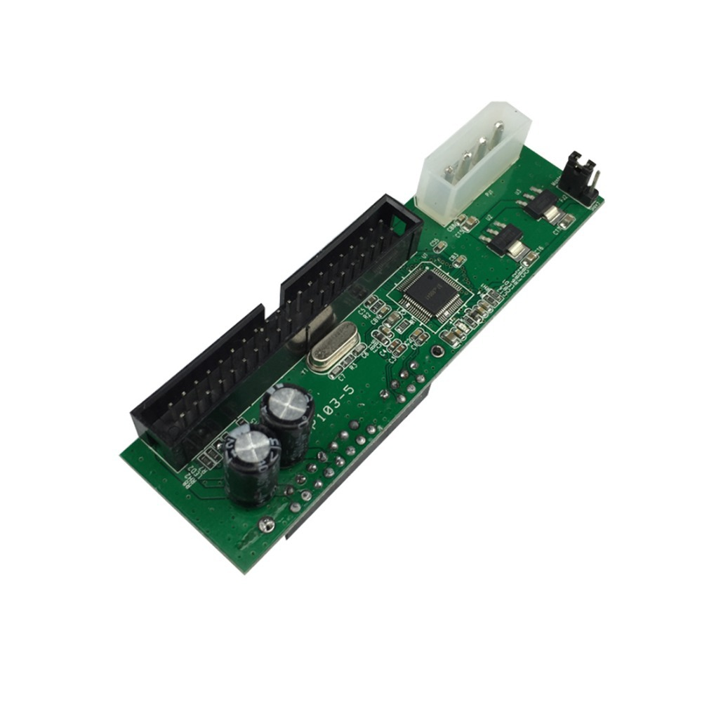 2.5/3.5 Hard Drive Serial SATA to ATA IDE PATA Card 40 Pin Converter Adapter sd memory card to ide 44 pin hard disk adapter creates a ssd solid state drive